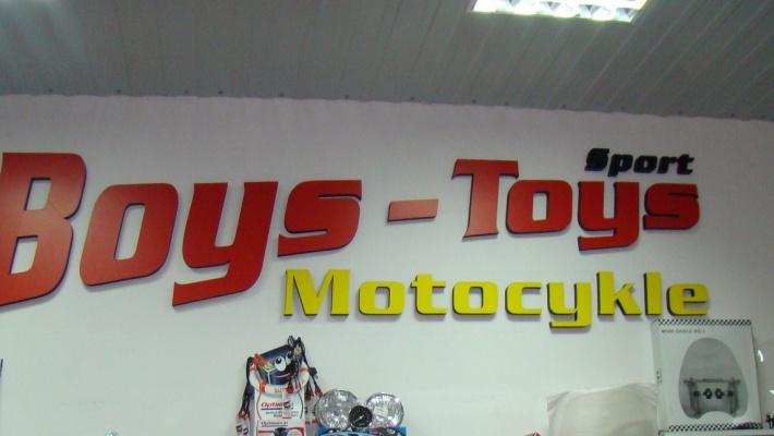 Sklep Boys-Toys-Sport w Barlinku